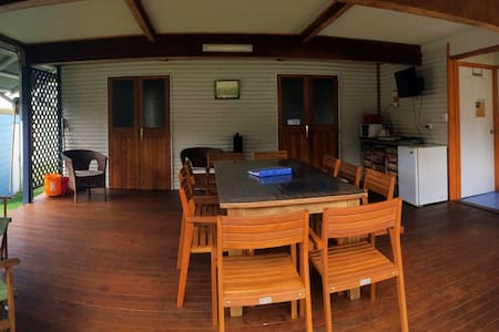 Fraser Island Holiday Home, Happy Valley,  Qld.