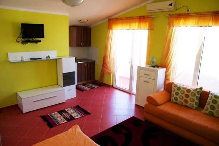 Hotel Adriatic Crystal   Номера с кухней и ванной