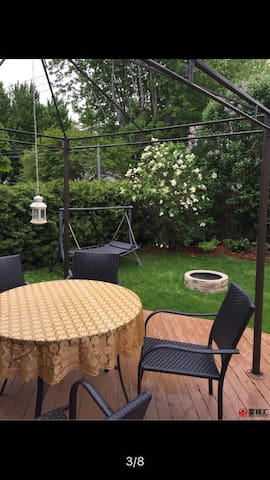 3 bedroom banglow in brossard super convinent live