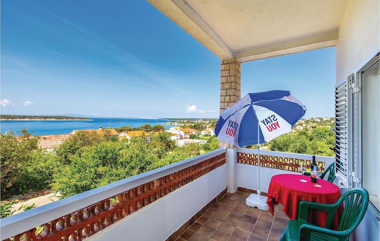 Holiday apartment with 2 bedrooms on 69m² in Banjol