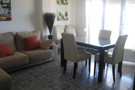 Espectacular apartamento en primer linea de playa - Tavernes de la Valldigna - Wohnung