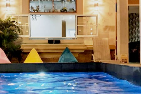 Nuansa Pegunungan & Private Swimming Pool-Sentul