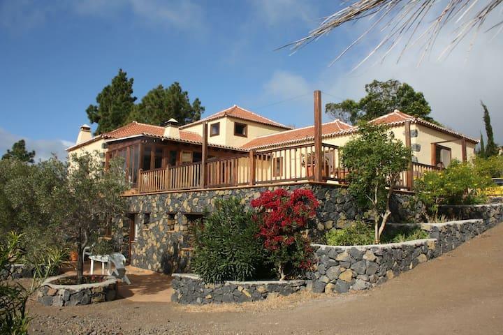Seaview villa Casa Tranquila El Paso