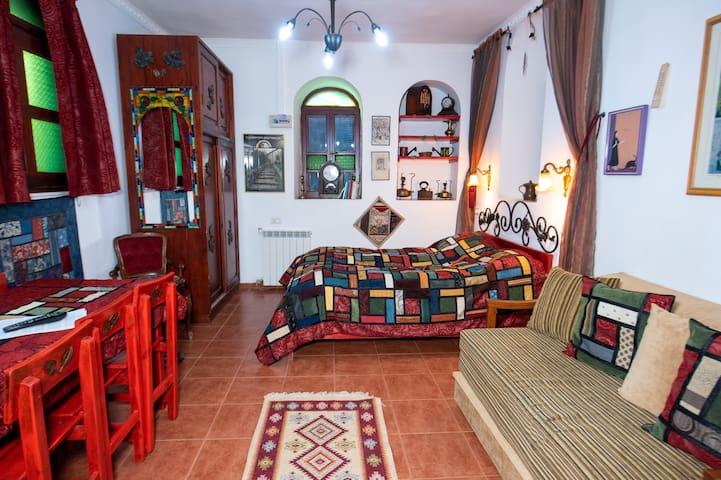 Villa Tehila- Family room (#1)