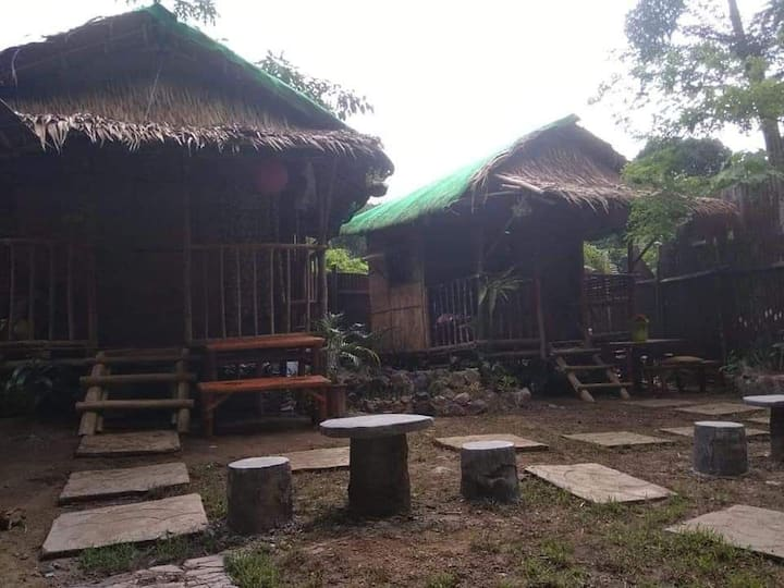 Kambal Kubo Resthouse at Sitio Singalong Antipolo