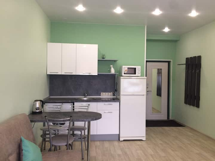 Удобные апартаменты исторический центр Иркутска