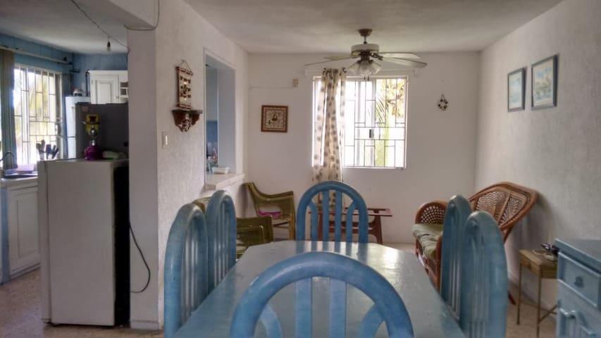 Rento cuarto en zona norte de Veracruz