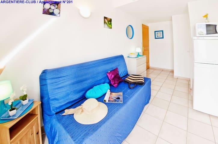 ARGENTIERE-CLUB -Appartement N°201
