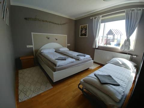 Stóri-Bakki Guesthouse-Family room