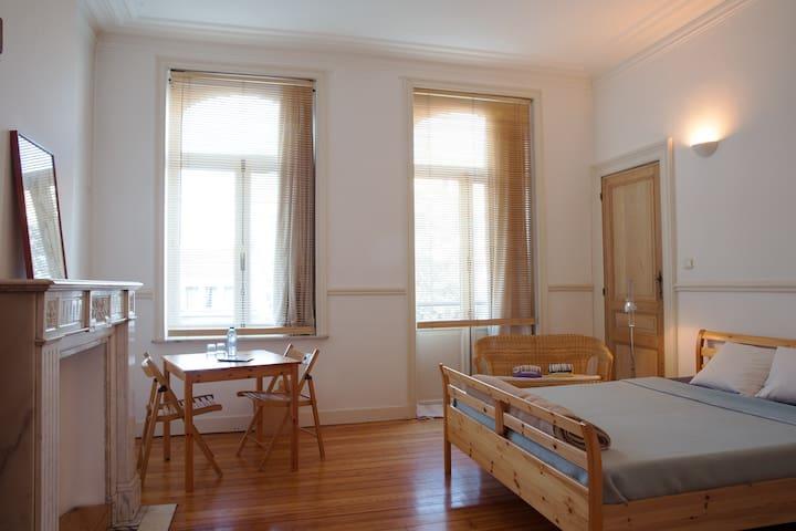 B&B Broustin Brussels - Jette - Apartemen