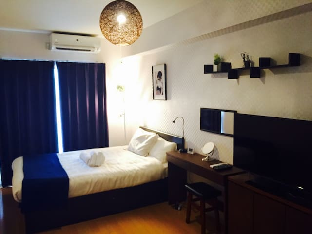 Top Floor! Down Town! Cozy and Convenient! 4 Mins - Sumida-ku - Apartment