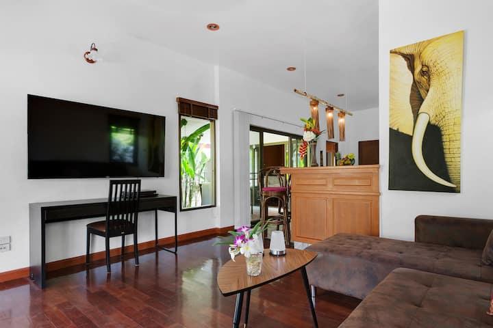 Southern Residence Pool Villa A6, Koh Lanta, Krabi