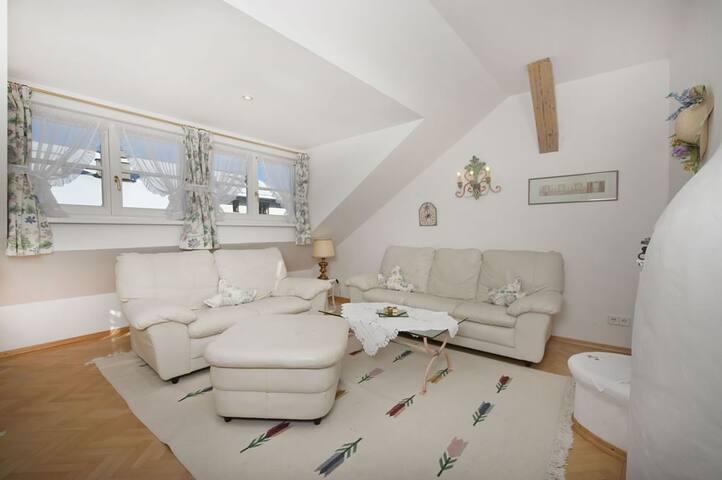 Villa Oswald im Herzen von Seefeld