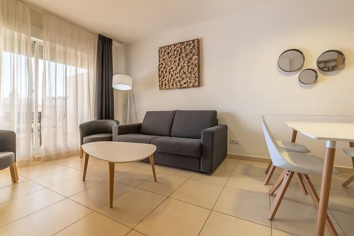 New Apartment front line beach Punta Umbria