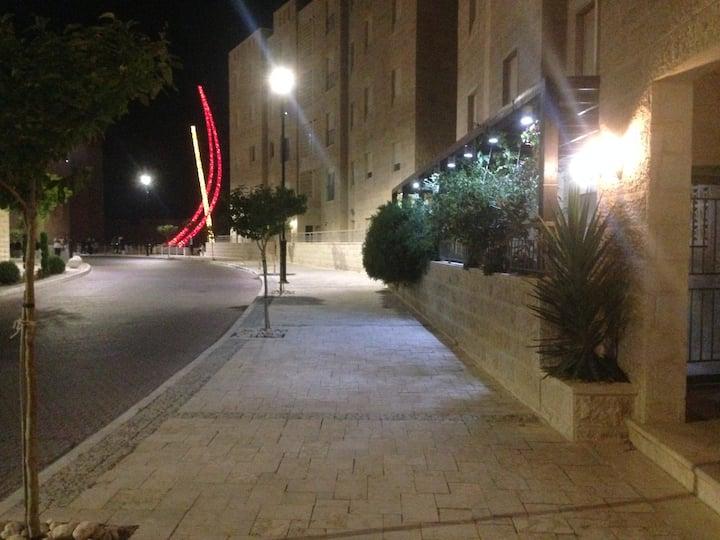 STUNNING VIEW AT THE HEART OF RAWABI, PALESTINE