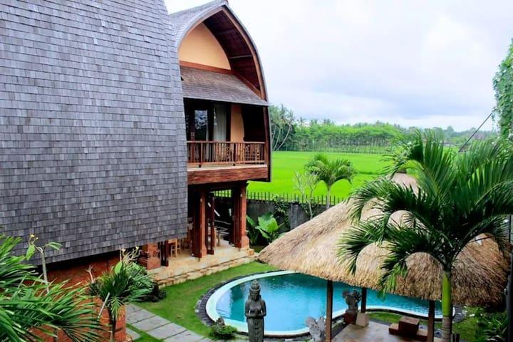 The Art Villa - Ubud - Talo