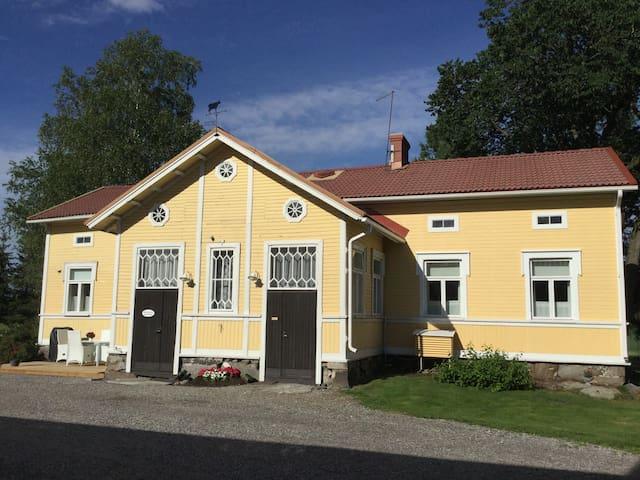 Soukaisten Rustholli - Rauma
