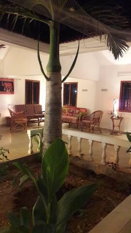 Lakshmi House in the ECR