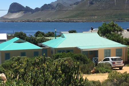 Superb Location-Seclusion&Comfort - Pringle Bay - Haus