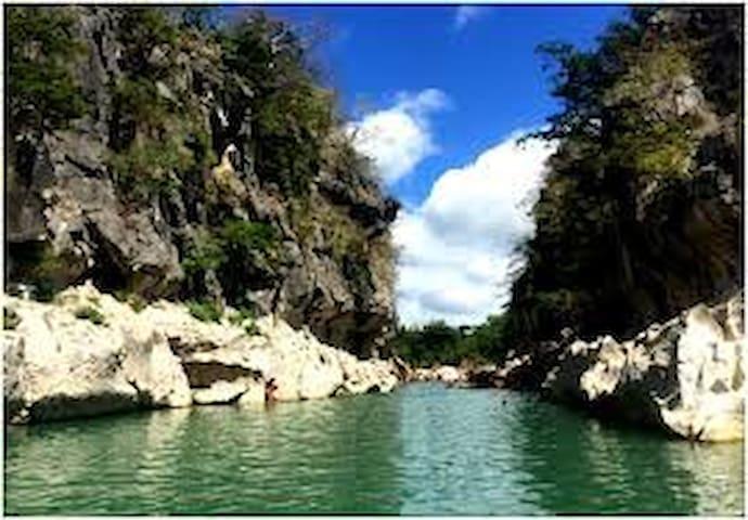 Minalungao National Park Penaranda Nueva Ecija - Penaranda - Holiday home
