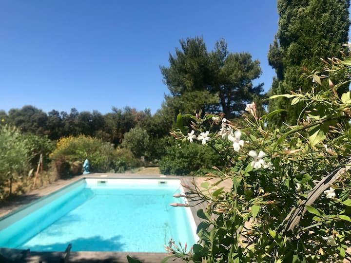 Maison + piscine = vacances réussies