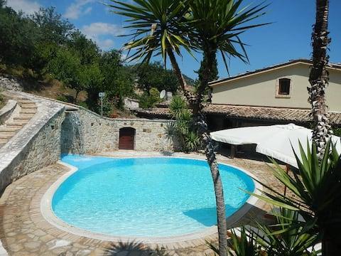 Villa Migi- A little corner of paradise in Abruzzo