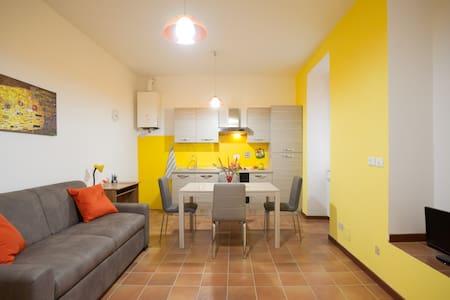Delizioso appartamento in centro storico - Ronciglione - Pis