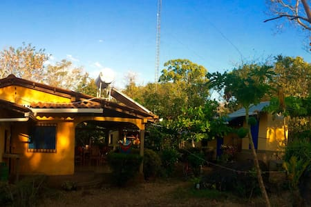 Casa San Judas, your private volcano retreat - Balgüe - บ้าน