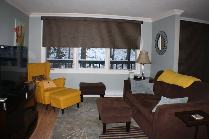 Condo on the Grounds of Nemacolin's 5 Star Resort!