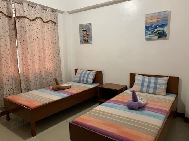 Budget Rooms in Tagbilaran City