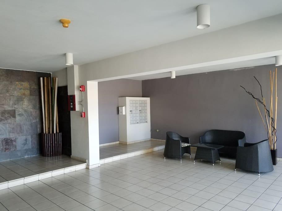 Vestíbulo (Lobby)