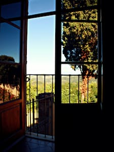"""Bosco"" intimate appartment in Tuscany - San Polo in Chianti - House - 0"