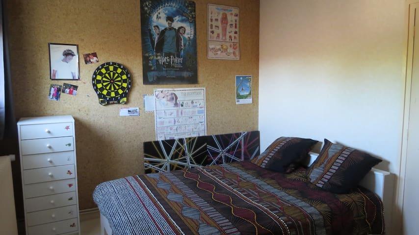 1 chambre pour visiter Lyon ou l'Ain - Saint-Maurice-de-Beynost - Leilighet