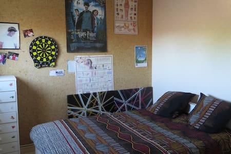 1 chambre pour visiter Lyon ou l'Ain - Saint-Maurice-de-Beynost - Apartmen