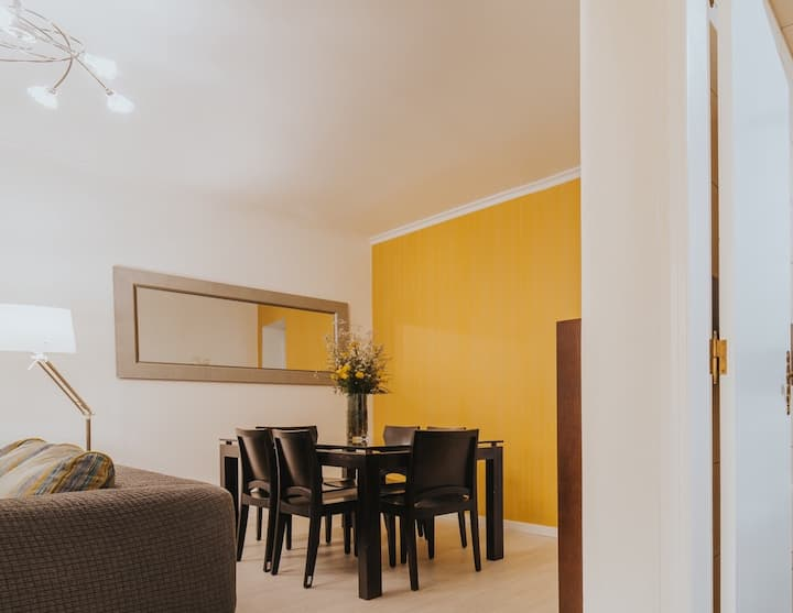 Comfortable and central apartment in old town FNC!