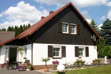 Ferienhaus in Fichtelberg - Fichtelberg - Casa