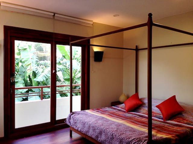Samadhana Inn -Double bed Room 5