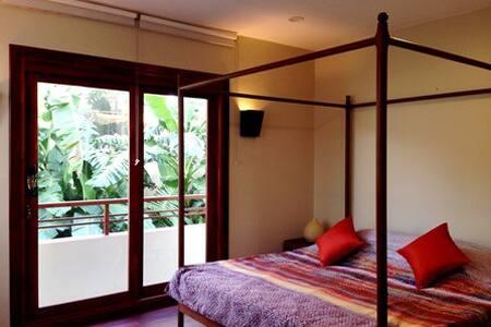 Samadhana Inn -Double bed Room 5 - Dom