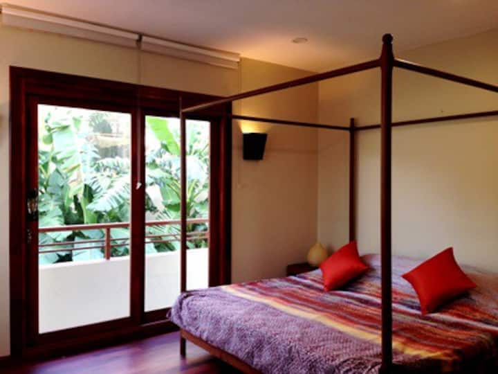 Samadhana Inn -Double bed Room 5