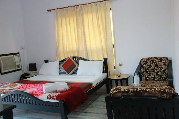 Green park pushkar : Deluxe Room A.C