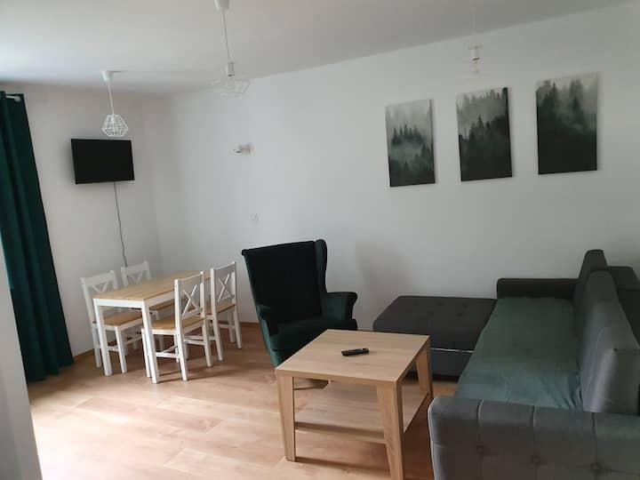 Apartament Aga Ustrzyki Dolne