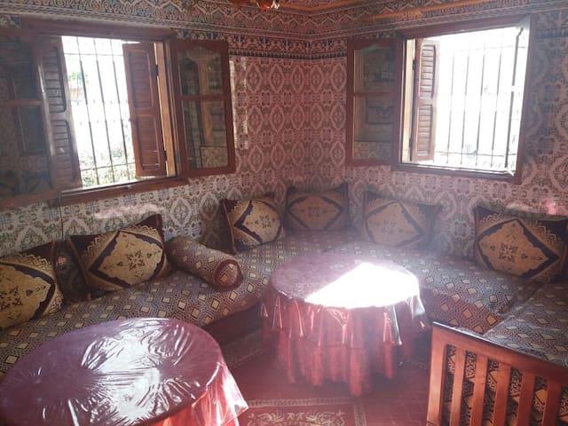 block 17 n 383 rue el wafae agadir - Agadir - Huis