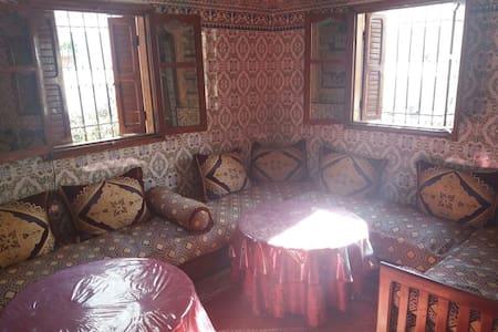 block 17 n 383 rue el wafae agadir - Agadir - Maison
