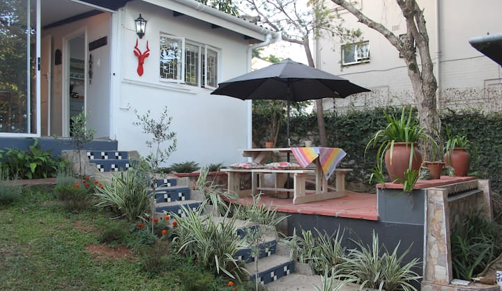 Rooi Kudu Cottage - private, isolated, comfortable