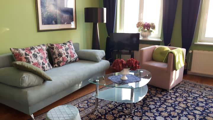 Ferienwohnung am Markt- ein Zuhause mit Aussicht