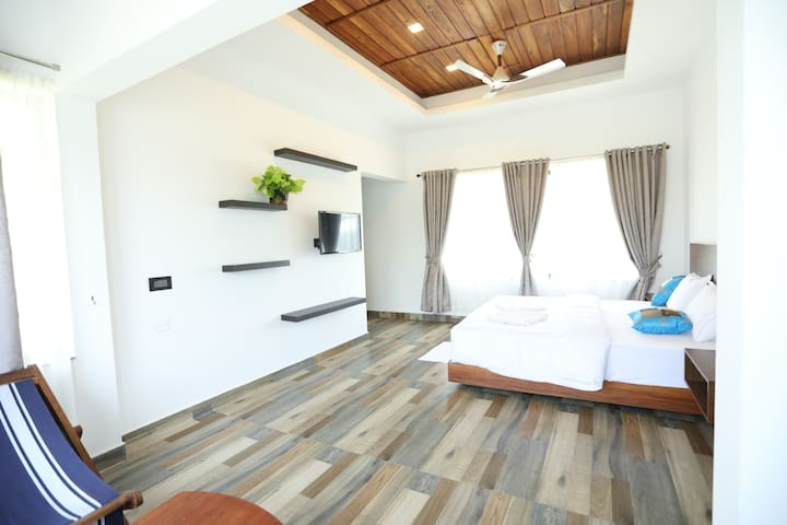 Mannoor FarmHouse:Peaceful stay at the mountains