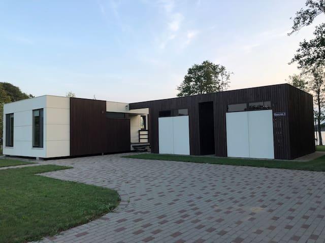 House near Cirisu lake