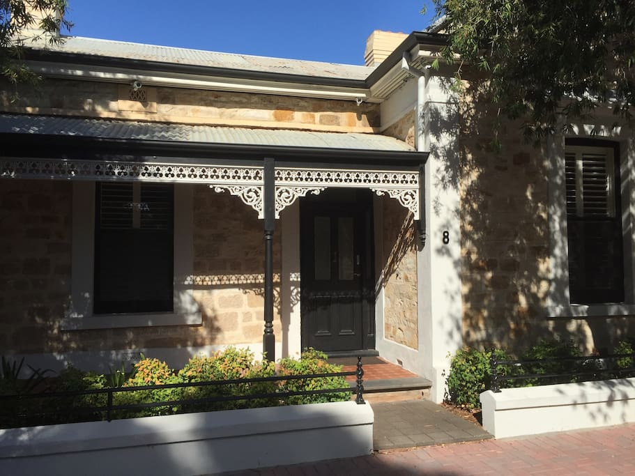 Our C 1890 home is in a heritage protected, inner city suburb