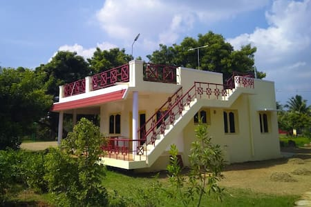 Little Shola: Lovely Farm-Home stay near Chennai