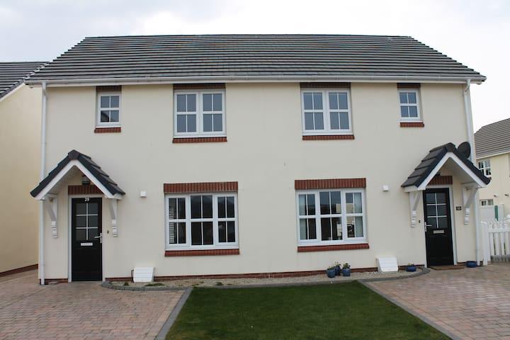 Sebbie's House, Isle of Man - Peel - Haus